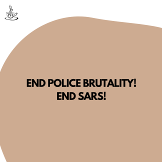 END SARS NOW!